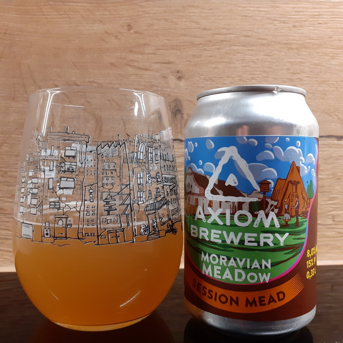 Axiom - zajímavá piva z Prostějova
