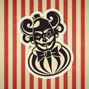 We are all mad here – Crazy Clown