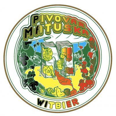 Witbier – Pivovar Matuška, Broumy u Prahy