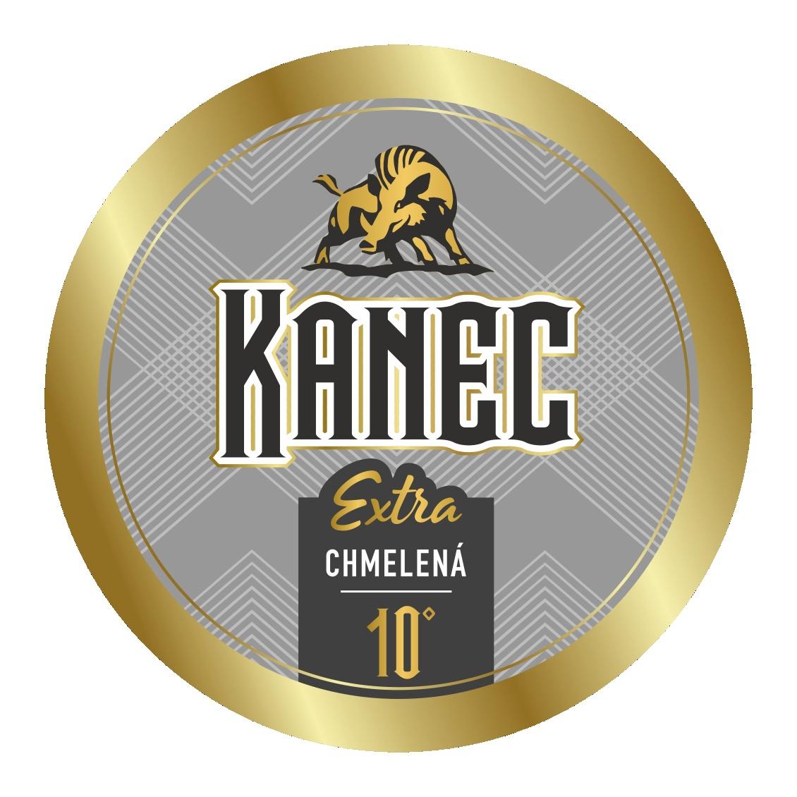 Kanec Extra chmelená 10° – Zámecký pivovar Břeclav