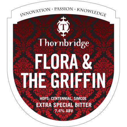 Flora & The Griffin – Fullers a Thornbridge, Anglie