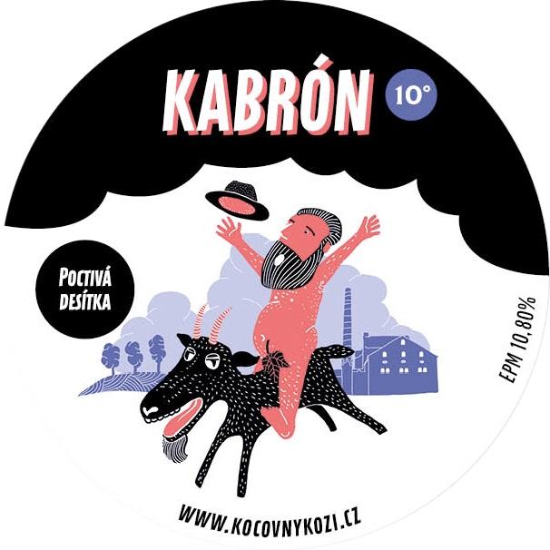 Kabrón 10° – Kočovný Kozi