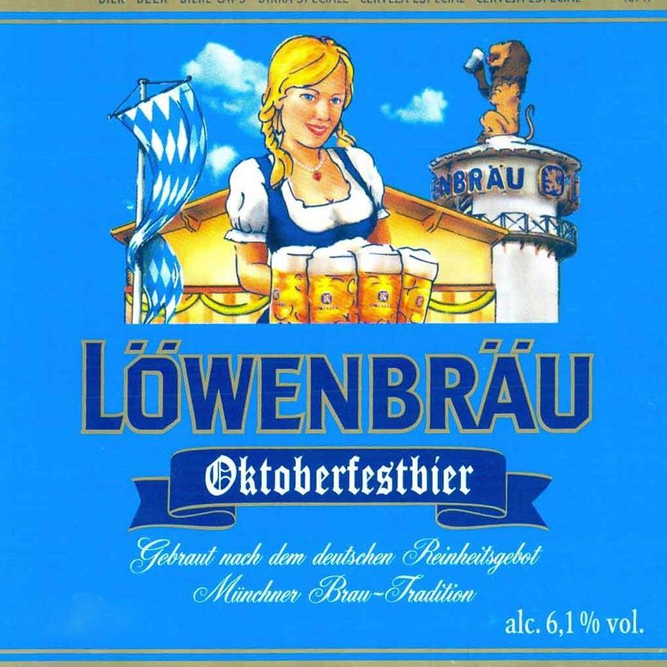 Löwenbräu Oktoberfestbier – Löwenbräu, Mnichov
