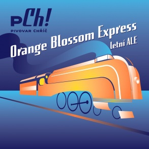 Orange Express – Pivovar Chříč