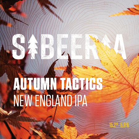 Autumn tactics – Sibeeria