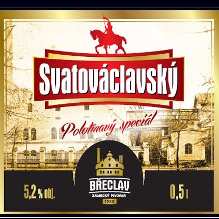 Svatováclavský speciál – Zámecký pivovar Břeclav