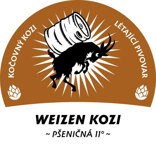 Weizen Kozi – Kočovný Kozi
