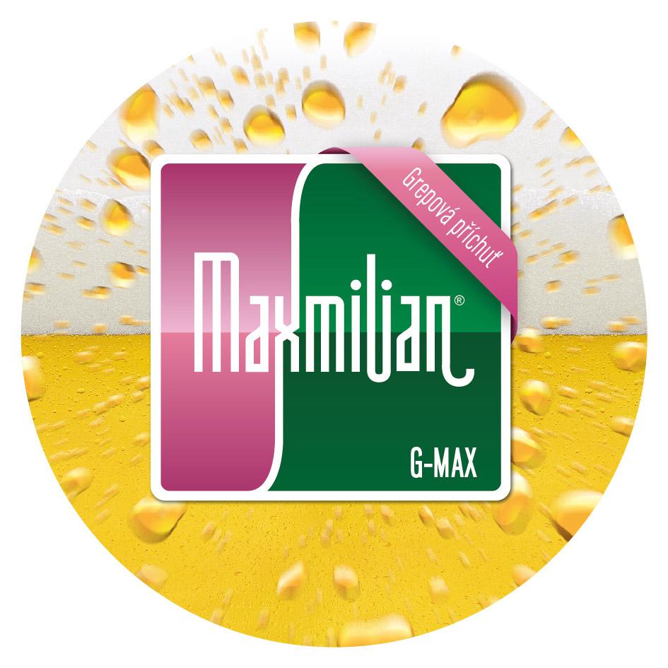 Maxmilian G-Max – Pivovar Kroměříž